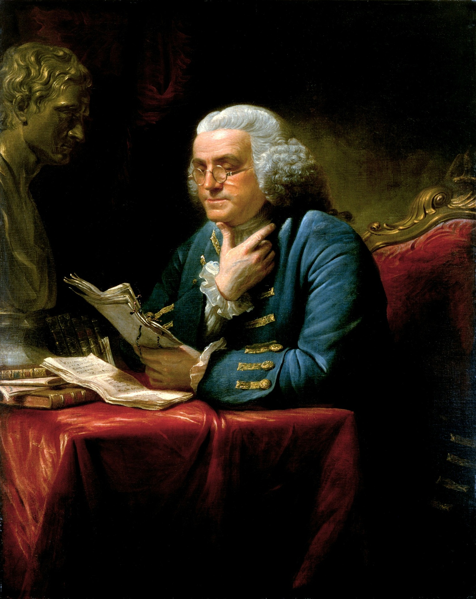Microtasks: An Unlikely Legacy of Benjamin Franklin