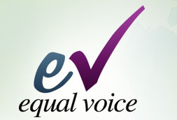 """Press Release: Equal Voice and MC2 launch world's first women's political action chatbot """"Evie"""" as Get out the Vote tool for the 2019 federal election"""